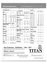 Maritime Reporter Magazine, page 36,  Jul 2004 Florida