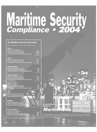 Maritime Reporter Magazine, page 41,  Jul 2004 Scott Pressimone