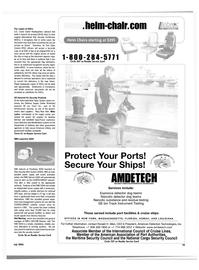 Maritime Reporter Magazine, page 45,  Jul 2004