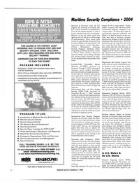 Maritime Reporter Magazine, page 46,  Jul 2004