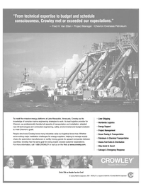 Maritime Reporter Magazine, page 3,  Jul 2004 energy suppliers