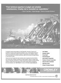 Maritime Reporter Magazine, page 3,  Jul 2004