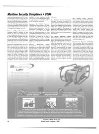 Maritime Reporter Magazine, page 48,  Jul 2004