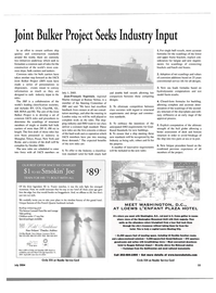 Maritime Reporter Magazine, page 4th Cover,  Jul 2004 Smithsonian