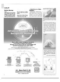 Maritime Reporter Magazine, page 8,  Aug 2004 automatic identification system