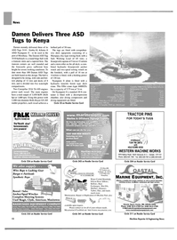 Maritime Reporter Magazine, page 12,  Aug 2004