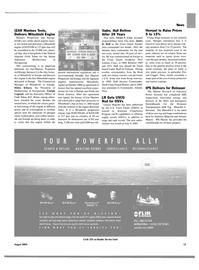 Maritime Reporter Magazine, page 13,  Aug 2004 Connecticut