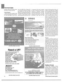 Maritime Reporter Magazine, page 16,  Aug 2004 Line