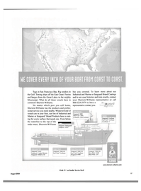 Maritime Reporter Magazine, page 17,  Aug 2004
