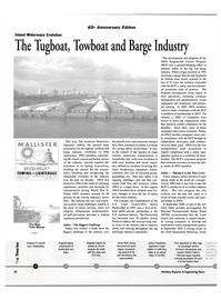 Maritime Reporter Magazine, page 30,  Aug 2004 Robert Fulton