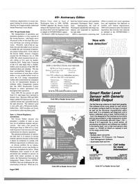 Maritime Reporter Magazine, page 33,  Aug 2004 Washington