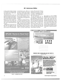 Maritime Reporter Magazine, page 38,  Aug 2004