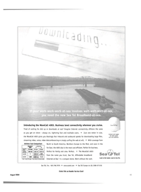 Maritime Reporter Magazine, page 43,  Aug 2004 Far East