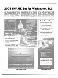 Maritime Reporter Magazine, page 45,  Aug 2004 Oregon