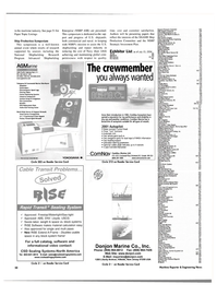 Maritime Reporter Magazine, page 46,  Aug 2004