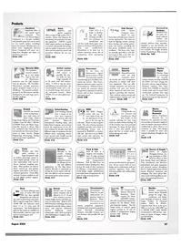 Maritime Reporter Magazine, page 51,  Aug 2004 California