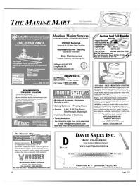 Maritime Reporter Magazine, page 52,  Aug 2004 California