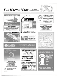 Maritime Reporter Magazine, page 53,  Aug 2004 Connecticut