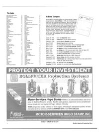 Maritime Reporter Magazine, page 4,  Aug 2004 HUGO STAMP