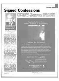 Maritime Reporter Magazine, page 9,  Sep 2004