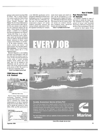 Maritime Reporter Magazine, page 20,  Sep 2004 Erik Andreassen