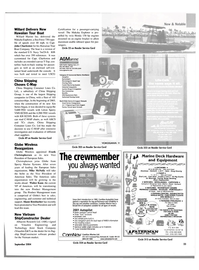 Maritime Reporter Magazine, page 24,  Sep 2004