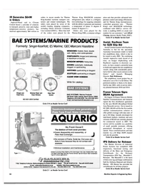 Maritime Reporter Magazine, page 25,  Sep 2004 MAGNUM technology