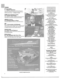 Maritime Reporter Magazine, page 2,  Sep 2004