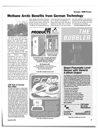 Maritime Reporter Magazine, page 40,  Sep 2004