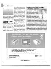 Maritime Reporter Magazine, page 43,  Sep 2004 Thomas Walker