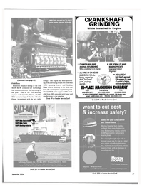 Maritime Reporter Magazine, page 48,  Sep 2004 California