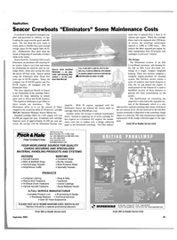 Maritime Reporter Magazine, page 50,  Sep 2004