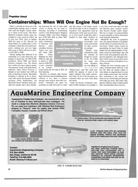 Maritime Reporter Magazine, page 53,  Sep 2004 Howe Robinson Container Charter