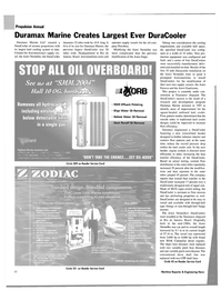 Maritime Reporter Magazine, page 3rd Cover,  Sep 2004 oil