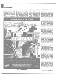 Maritime Reporter Magazine, page 12,  Oct 2004 IMO Maritime Safety Committee