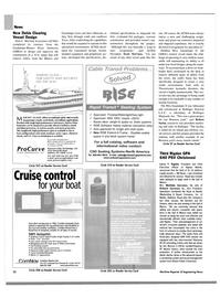 Maritime Reporter Magazine, page 22,  Oct 2004 South Carolina