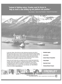 Maritime Reporter Magazine, page 23,  Oct 2004 Cook Inlet