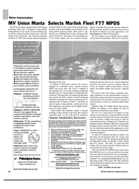Maritime Reporter Magazine, page 28,  Oct 2004 surfaces