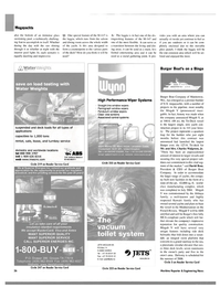 Maritime Reporter Magazine, page 36,  Oct 2004 Charles Walgreen , Jr.