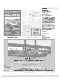 Maritime Reporter Magazine, page 42,  Oct 2004