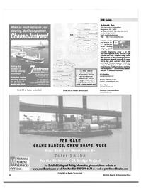 Maritime Reporter Magazine, page 42,  Oct 2004 Pete Merrill