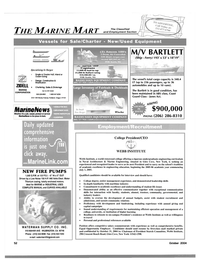 Maritime Reporter Magazine, page 52,  Oct 2004 Oregon