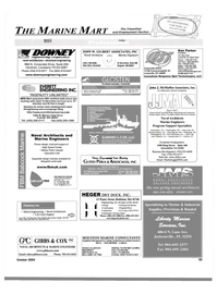 Maritime Reporter Magazine, page 55,  Oct 2004 Virginia