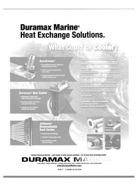 Maritime Reporter Magazine, page 3rd Cover,  Oct 2004 Heat Exchange Solutions