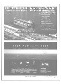 Maritime Reporter Magazine, page 8,  Nov 2004 wharfage I SO