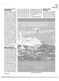 Maritime Reporter Magazine, page 9,  Nov 2004 Ed Jackson