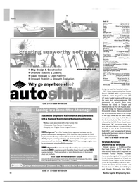 Maritime Reporter Magazine, page 10,  Nov 2004 Rolls-Royce 48D