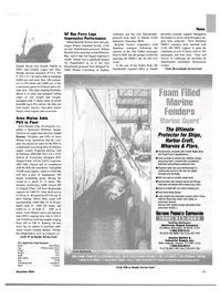 Maritime Reporter Magazine, page 11,  Nov 2004