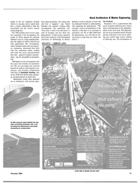 Maritime Reporter Magazine, page 21,  Nov 2004 Kaliningrad University of Technology in Russia