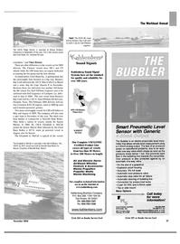 Maritime Reporter Magazine, page 27,  Nov 2004